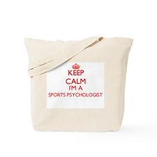 Keep calm I'm a Sports Psychologist Tote Bag