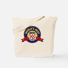 World's Best Tata Tote Bag