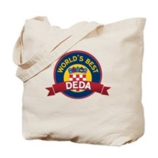 World's Best deda Tote Bag