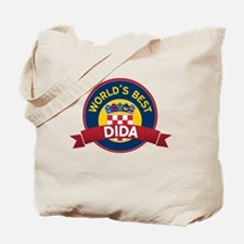 World's Best dida Tote Bag