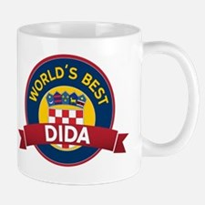 World's Best dida Mug