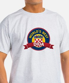 World's Best dida T-Shirt