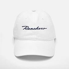 Baseball Baseball Cap Ranchero Logo