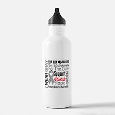 Diabetes Water Bottle