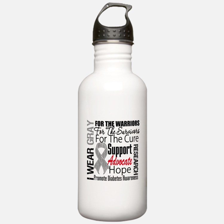 Diabetes Water Bottle