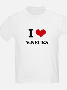 I love V-Necks T-Shirt