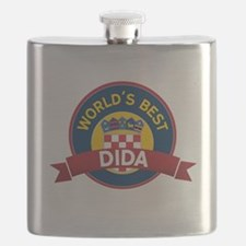 World's Best dida Flask
