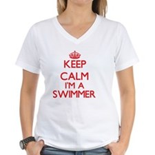 Keep calm I'm a Swimmer T-Shirt
