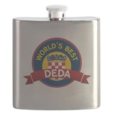World's Best deda Flask