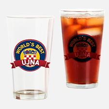 World's Best ujna Drinking Glass