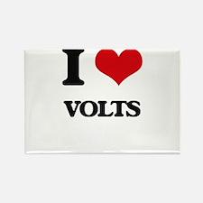 I love Volts Magnets