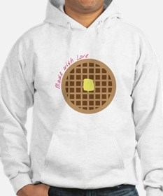 Waffle_Made With Love Hoodie