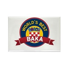 World's Best Baka Magnets