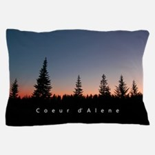 Idaho: Coeur d'Alene Pillow Case