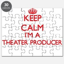 Keep calm I'm a Theater Producer Puzzle