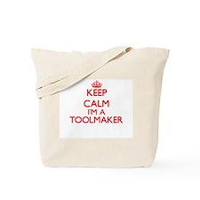 Keep calm I'm a Toolmaker Tote Bag