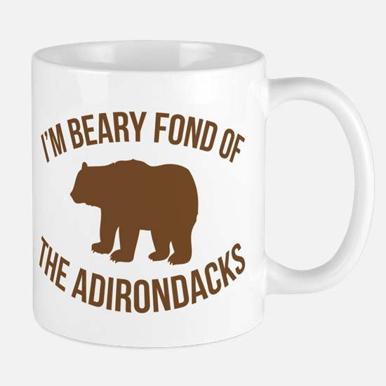 Beary Fond Adirondacks Cute Mugs