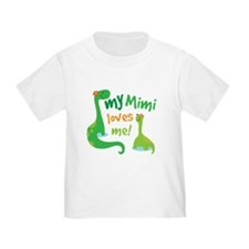 My Mimi Loves Me Dinosaur T