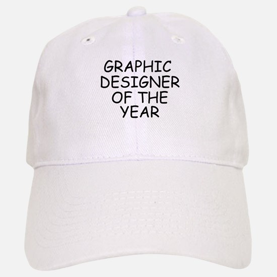 Graphic Designer of the Year Funny Hat