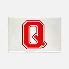 Q-var red Magnets