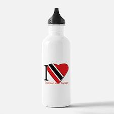 I love Trinidad Water Bottle