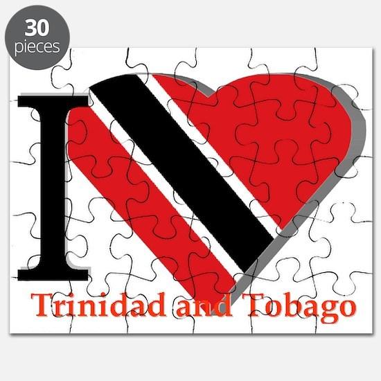 I love Trinidad Puzzle