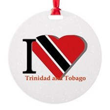 I love Trinidad Ornament