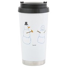 Cute Organ donor Travel Mug