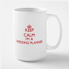 Keep calm I'm a Wedding Planner Mugs