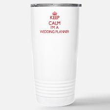 Keep calm I'm a Wedding Travel Mug
