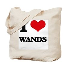 I love Wands Tote Bag