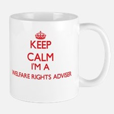 Keep calm I'm a Welfare Rights Adviser Mugs