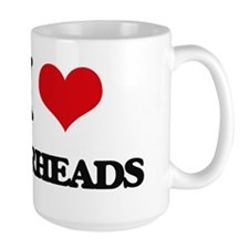 I love Warheads Mugs