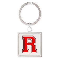 R-var red Keychains