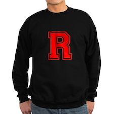 R-var red Sweatshirt