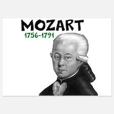 Mozart: Musical Genius Invitations