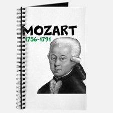 Mozart: Musical Genius Journal