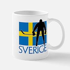 Sverige Ishockey Mug