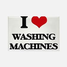 I love Washing Machines Magnets