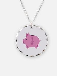 PiggyBank_Base Necklace