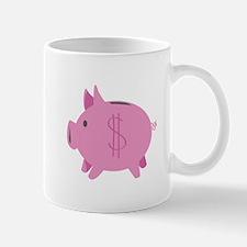PiggyBank_Base Mugs