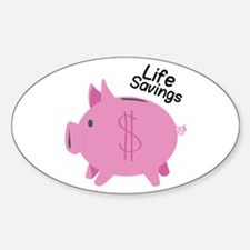 Life Savings Decal