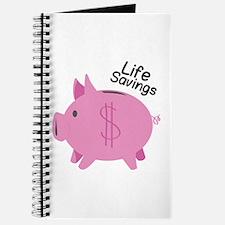 Life Savings Journal