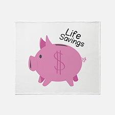 Life Savings Throw Blanket