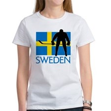 Sweden Hockey T-Shirt