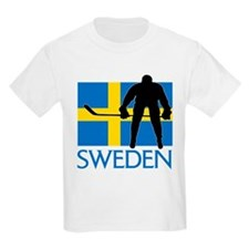 Sweden Hockey T-Shirt