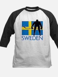 Sweden Hockey Baseball Jersey