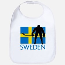 Sweden Hockey Bib