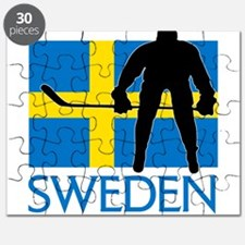 Sweden Hockey Puzzle