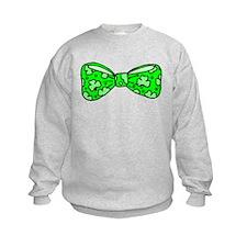 Irish Bow Tie Sweatshirt